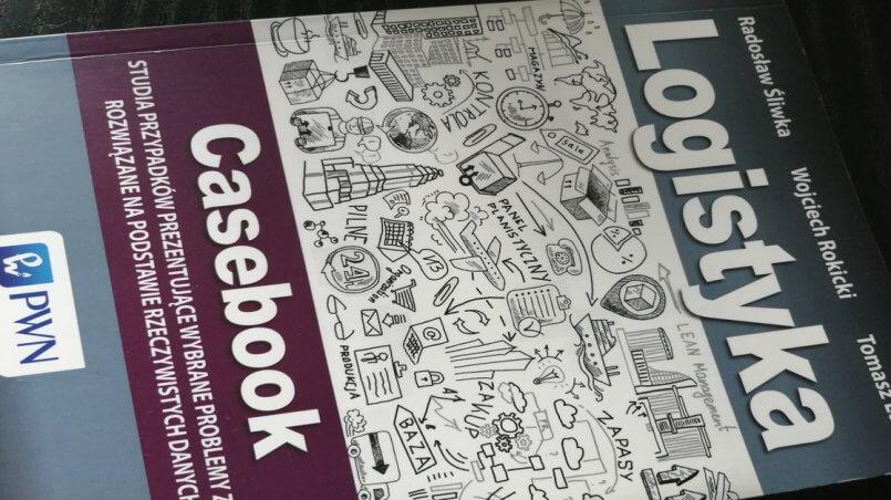 Logistyka Casebook Sobolewski Książka