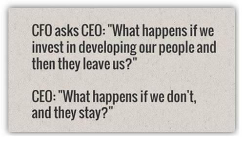 CFO pyta CEO o rozwój zespołu