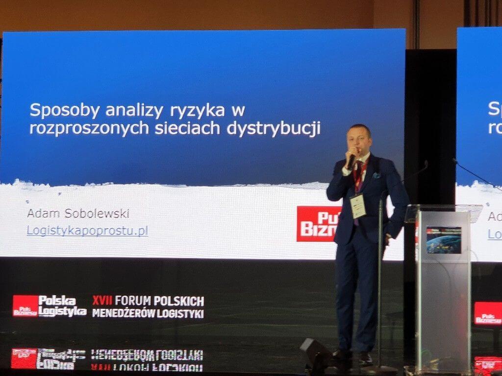 Adam Sobolewski Forum Polskich Managerów Logistyki Prezentacja
