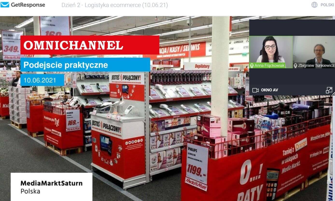 Logistyka eCommerce Media Markt