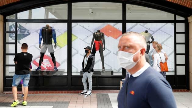 Nike łańcuch dostaw